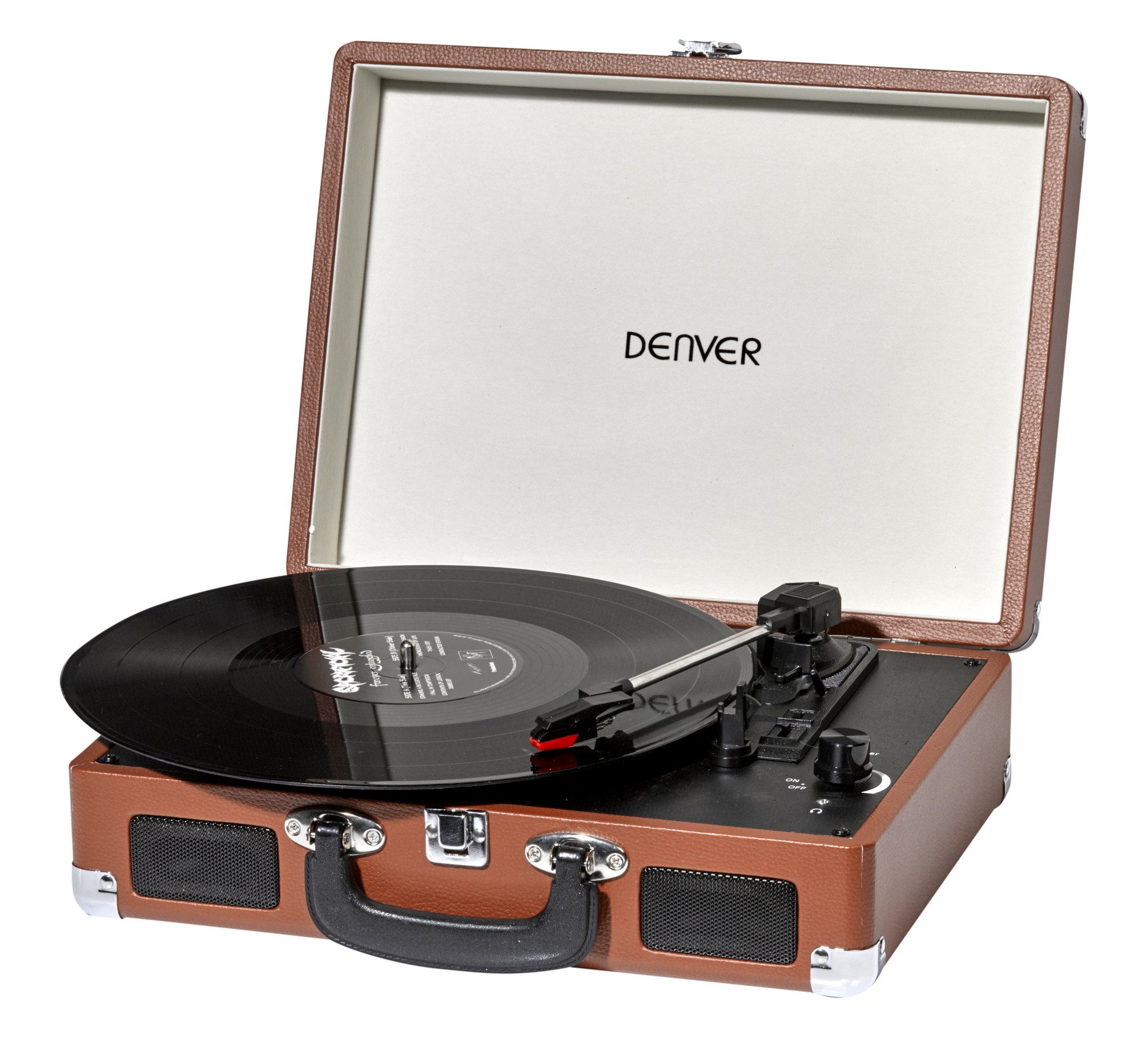 Denver Electronics USB turntable with PC sw