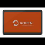 "Aopen WT19M-FW 47 cm (18.5"") 1366 x 768 pixels Touchscreen 2.1 GHz i3-5010U All-in-One Black"