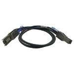 QNAP SFF-8644/8088 1m CAB-SAS10M-8644-8088
