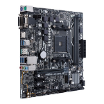 ASUS PRIME A320M-E motherboard AMD A320 Socket AM4 micro ATX