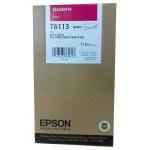 Epson C13T611300 (T6113) Ink cartridge magenta, 110ml
