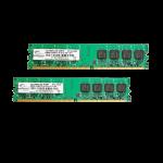 G.SKILL DDR2-800 4GB Dual Channel [NT] F2-6400CL5D-4GBNT