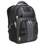"""Targus DrifterTrek notebook case 43.9 cm (17.3"""") Backpack Black"""