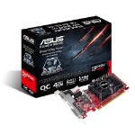 ASUS R7240-OC-4GD3-L Radeon R7 240 4GB GDDR3 graphics card
