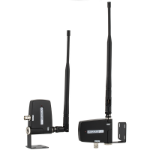 Clockaudio AB 9000 satellite antenna 470 - 870 GHz Black