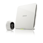 Netgear Arlo Security System IP security camera Indoor Bullet White