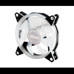 Akasa Vegas R7 Computer case Fan 12 cm Black, Transparent