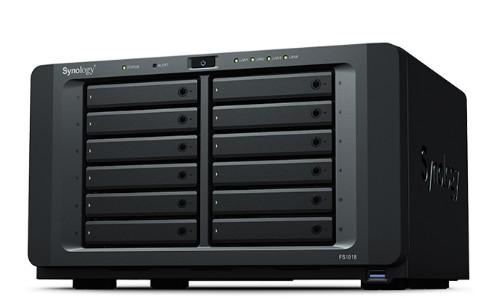 Synology FlashStation FS1018 NAS/storage server Ethernet LAN Desktop Black