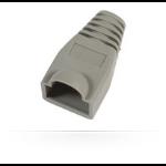MicroConnect Boots RJ45 Grey 25packZZZZZ], 33301-25