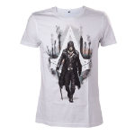 ASSASSIN'S CREED Syndicate Jacob Frye T-Shirt, Extra Large, White (TS238507ACS-XL)