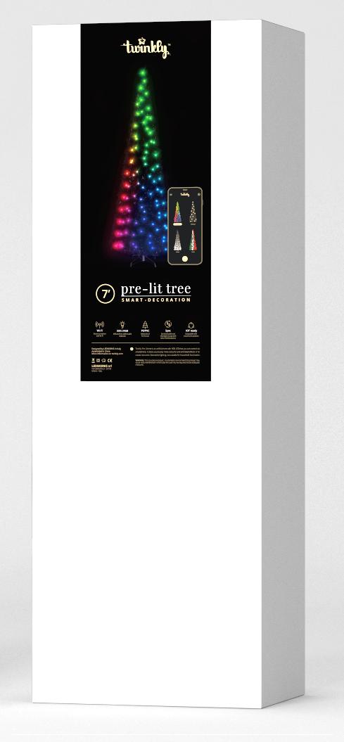 Twinkly PreLite Tree 330 LED (RGB)