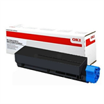 OKI 45807111 Toner black, 12K pages