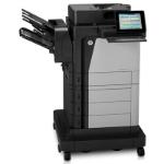HP LaserJet Enterprise Flow MFP M630z Laser A4 Black,Grey