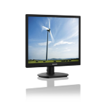 Philips Brilliance LCD-monitor met LED-achtergrondverlichting 19S4QAB/00