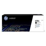 HP W2000A (658A) Toner black, 7K pages