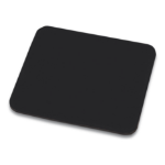 ASSMANN Electronic 64216 alfombrilla para ratón Negro