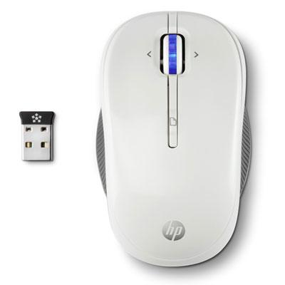 Wireless Mouse X3300 - White