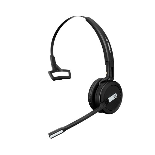 Sennheiser SDW 5016 Monaural Ear-hook, Head-band, Neck-band Black