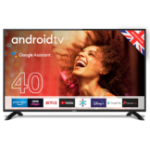 """Cello C4020G TV 101.6 cm (40"""") Full HD Smart TV Black"""