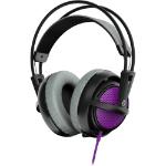 Steelseries Siberia 200 Binaural Head-band Black,Grey,Purple headset