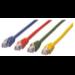 MCL Cable Ethernet RJ45 Cat6 3.0 m Red cable de red 3 m Rojo