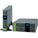 Socomec NETYS PR RT 2200VA uninterruptible power supply (UPS) 1800 W 8 AC outlet(s)