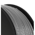 Verbatim 55258 Polylactic acid (PLA) Silver 1000g