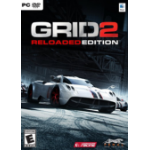Codemasters Grid 2 Reloaded Edition PC Multilingual video game