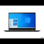 """Lenovo IdeaPad Flex 5 DDR4-SDRAM Hybrid (2-in-1) 35.6 cm (14"""") 1920 x 1080 pixels Touchscreen AMD Ryzen 7 16 GB 512 GB SSD Wi-Fi 5 (802.11ac) Windows 10 Home Graphite, Grey"""