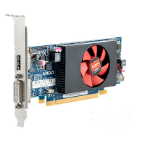 HP Radeon HD8490 Radeon HD 8490 1 GB GDDR3