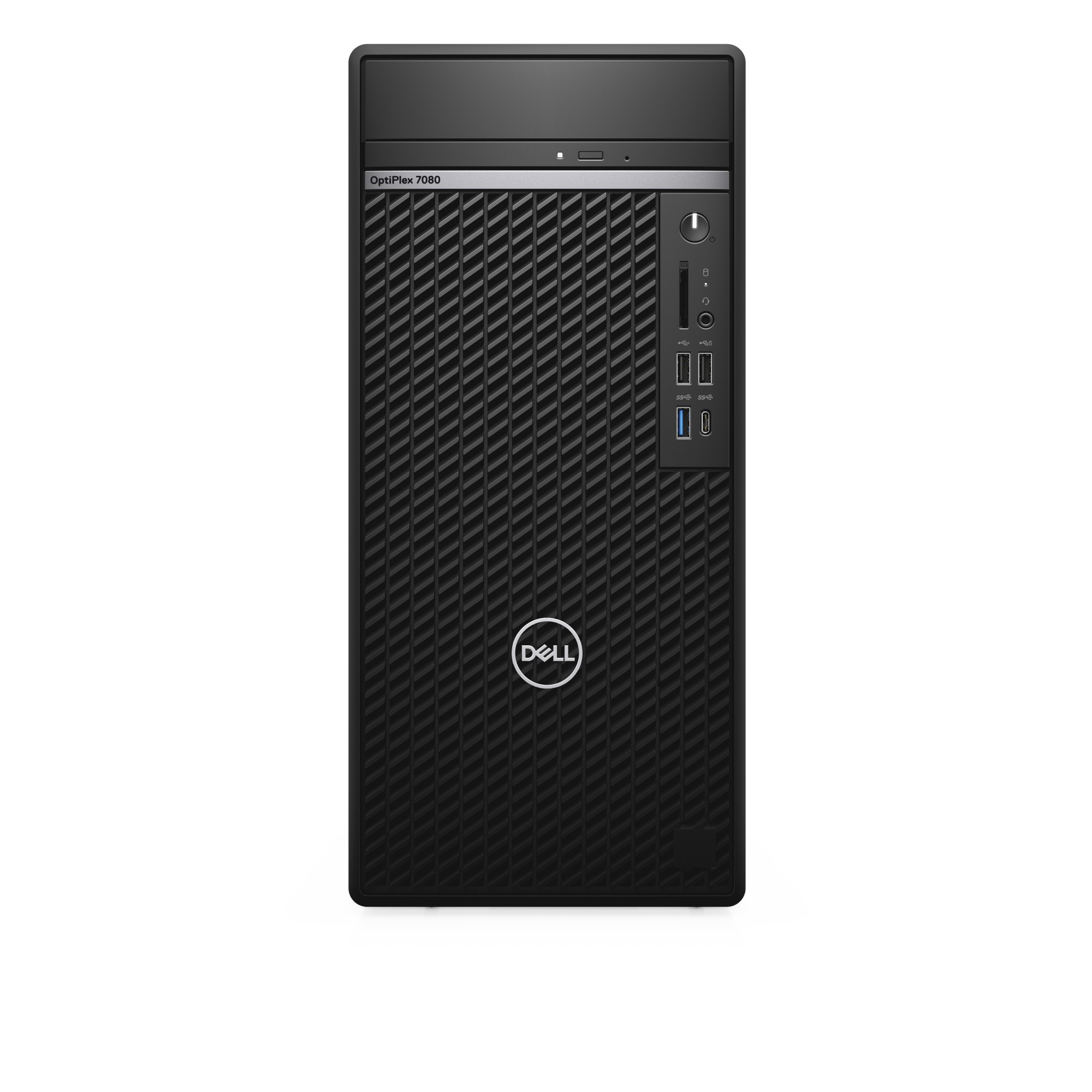DELL OptiPlex 7080 Intel® Core™ i7 de 10ma Generación i7-10700 16 GB DDR4-SDRAM 512 GB SSD Mini Tower Negro PC Windows 10 Pro