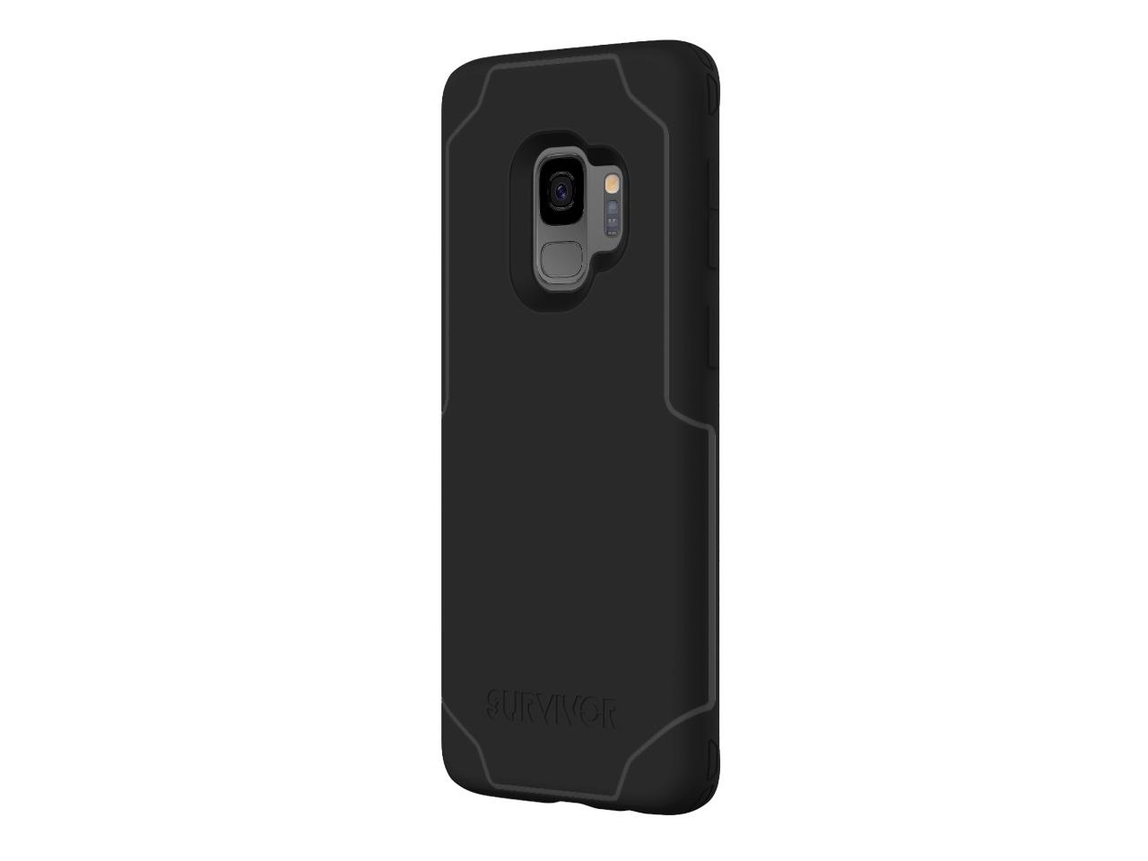 """Incipio TA44229 mobile phone case 14.7 cm (5.8"""") Cover Black"""