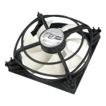 ARCTIC F9 Pro PWM PST - PWM PST Case Fan with Vibration Absorption