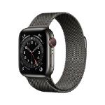 Apple Watch Series 6 OLED 40 mm Graphite 4G GPS (satellite)