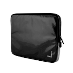 Urban Factory Crazy Laptop Vinyl Sleeve for 16 Inch Devices, Black (MSC13UF)