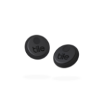 Tile Sticker (2020) 2-Pack Bluetooth Black