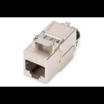 Digitus CAT 8.1 Keystone Module, Shielded, Tool-free Connection