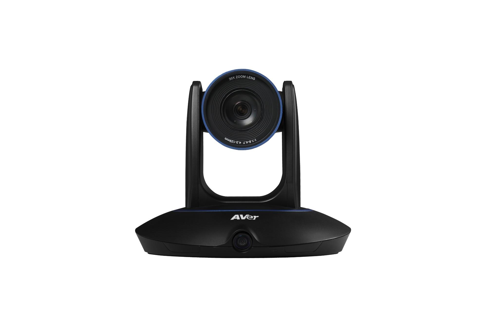 "AVer PTC500S 2 MP Black 1920 x 1080 pixels 60 fps CMOS 25.4 / 2.8 mm (1 / 2.8"")"