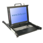Lindy 21615 rack console