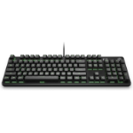 HP Backlit USB Mechanical keyboard