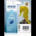 Epson Seahorse Cartucho T0485 cian claro (etiqueta RF)