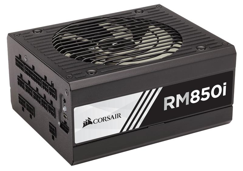 Corsair RM850i power supply unit 850 W ATX Black