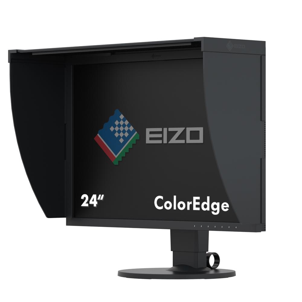Desktop Monitor - ColorEdge CG2420 - 24.1in - 1920x1200 (WUXGA) - Black - IPS 10ms