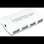 Trendnet TU2-700 hub de interfaz 480 Mbit/s