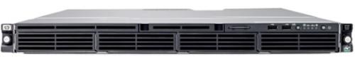 Hewlett Packard Enterprise StorageWorks D2D2502i disk array 2 TB Rack (1U)