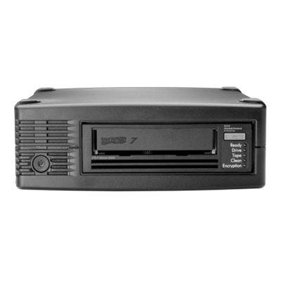 Hewlett Packard Enterprise StoreEver LTO-7 Ultrium 15000 External LTO 6000GB tape drive