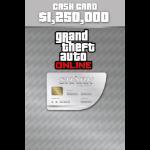 Microsoft Grand Theft Auto V Great White Shark Cash Card