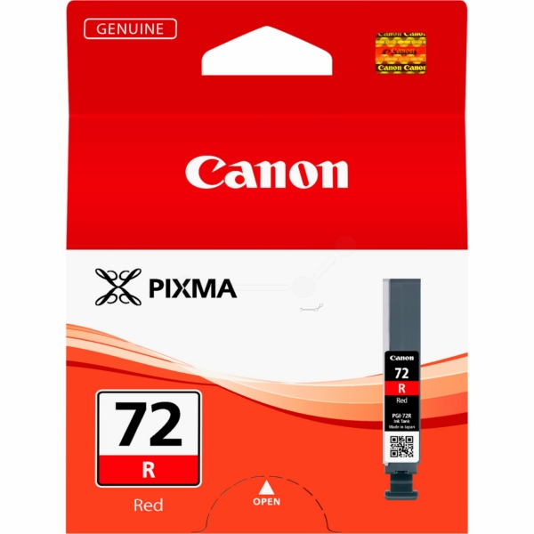Canon 6410B001 (PGI-72 R) Ink cartridge red, 14ml