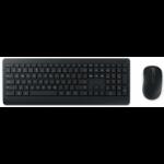 Microsoft Wireless Desktop 900 keyboard RF Wireless QWERTZ German Black