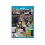 Nintendo Minecraft Wii U Basic Wii U English video game